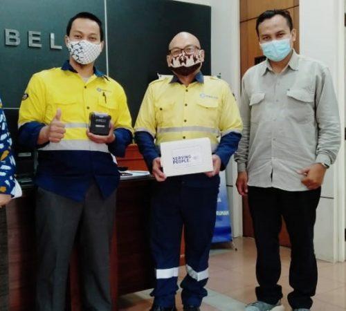 Training Airchek SKC - Visit Company, PT Sibelco Lautan Minerals